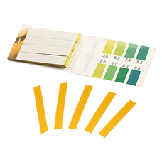 Индикаторные полоски для определения pH от 5,5 до 9 (лакмусовая бумага)